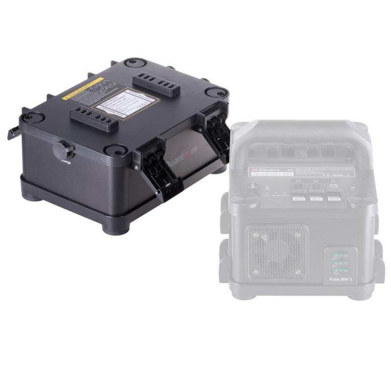 Quadralite BP-800 batterie supplémentaire pour 800 Powerpack