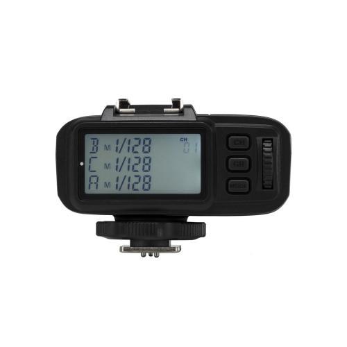 Quadralite Navigator X C transmitter - Canon
