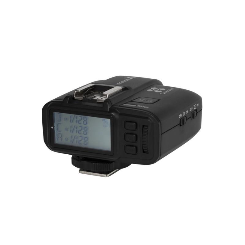 Quadralite Navigator Xt i-TTL émetteur de flash pour Nikon