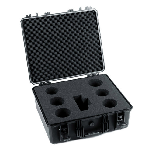VDSLR case L incl foam