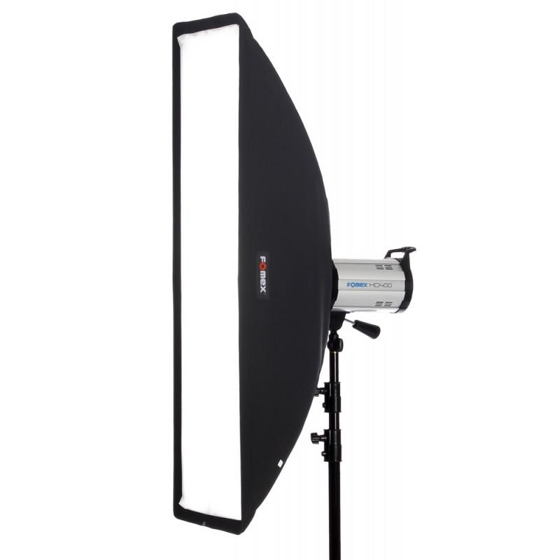 Fomex Boîte à lumière stripbox SB30x120 (léger)