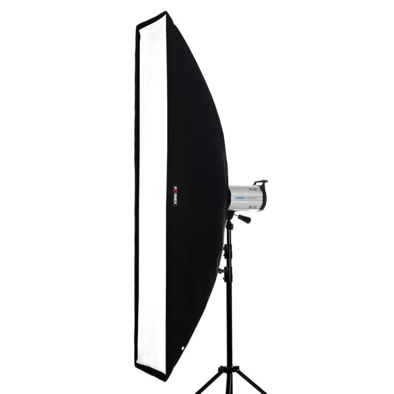 Fomex Boîte à lumière stripbox SB30x170
