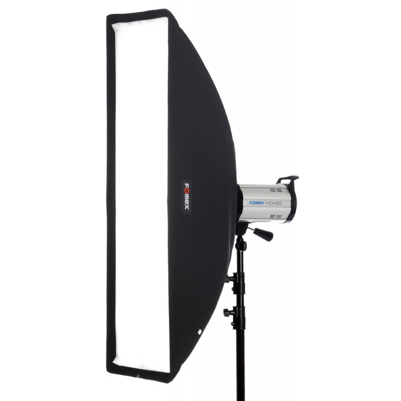 Fomex Boîte à lumière stripbox SB40x120