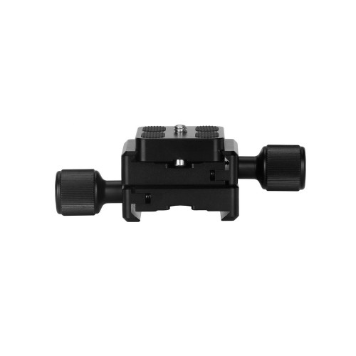 Genesis Base CLD-50 Double Quick-Release Clamp