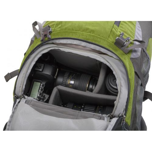 Genesis Denali Green backpack