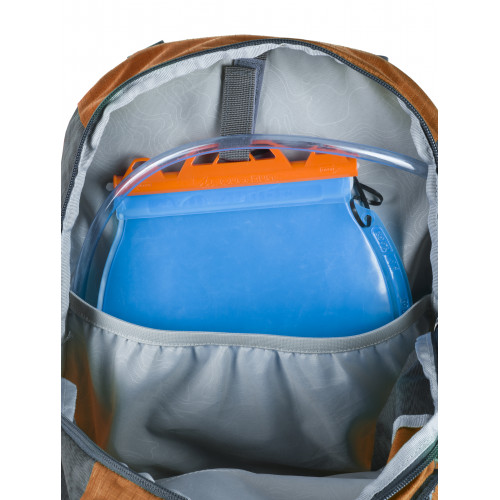 Genesis Denali Orange backpack