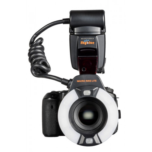 Meike Macro ring flash MK-14EXT Canon