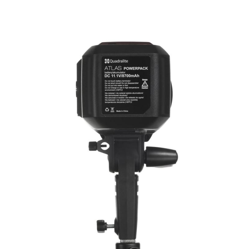 Quadralite Atlas 600M / AD 600M flash monobloc manuel