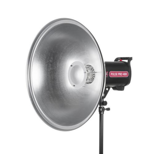 Quadralite Beauty Dish Silver 55cm