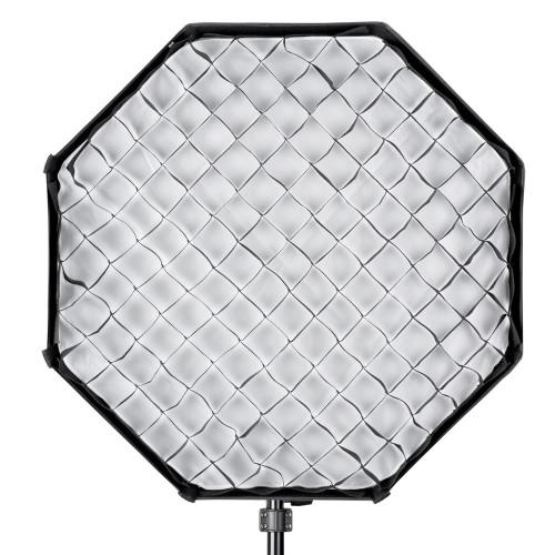Quadralite Grille nid d'abeille pour boîte à lumière octogonale Octa 80 cm