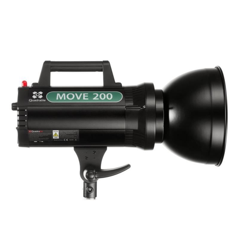 Quadralite Move 200 flash monobloc