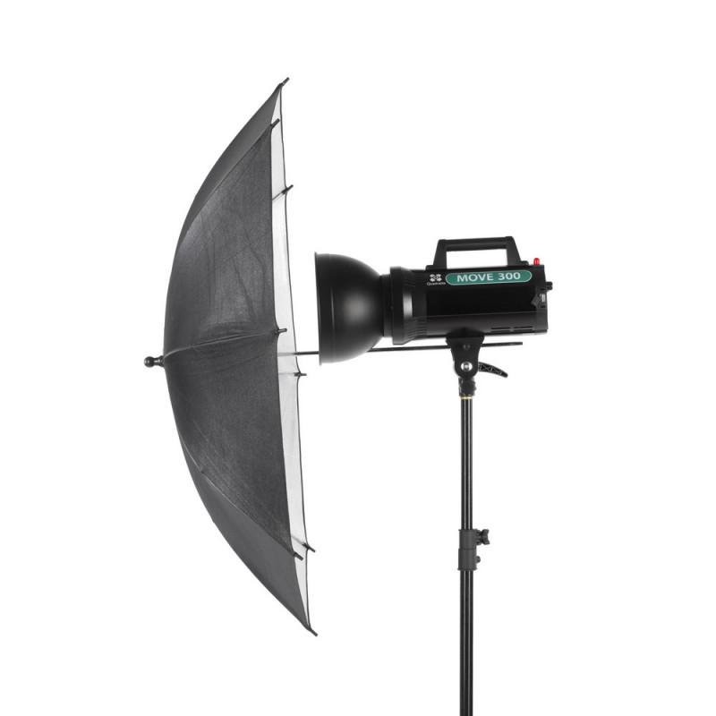 Quadralite Move 300 kit 2x 300ws flash de studio