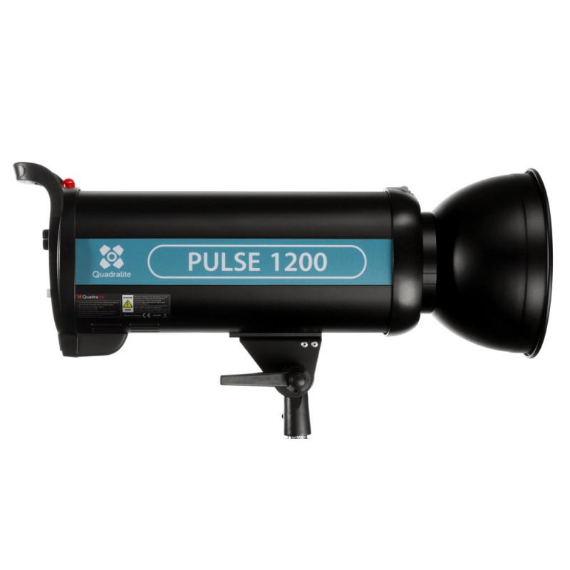 Quadralite Pulse 1200 flash monobloc