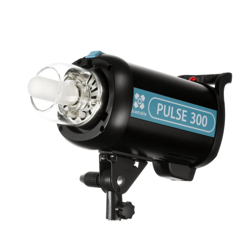 Quadralite Pulse 300 flash monobloc