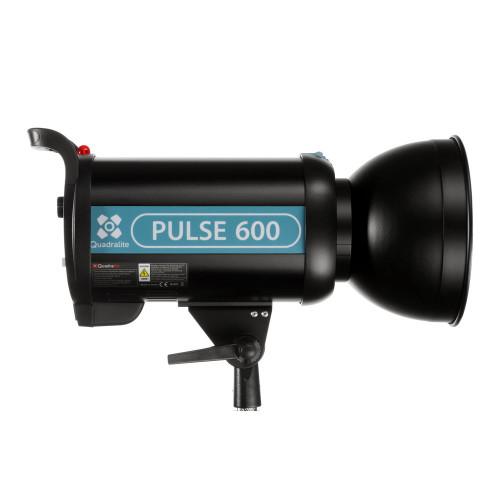 Quadralite Pulse 600 flash