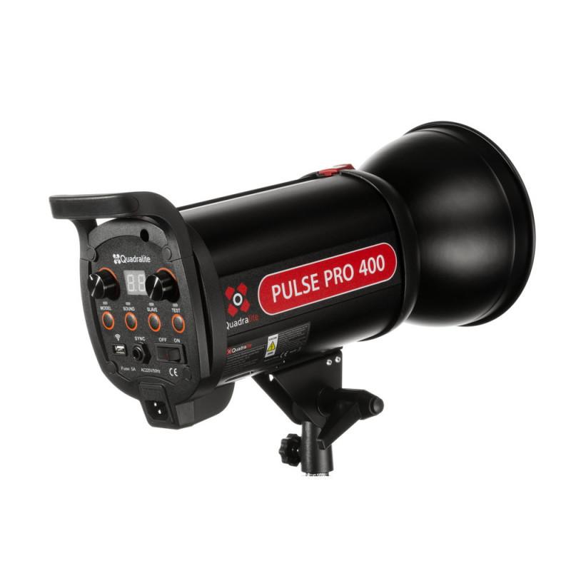 Quadralite Pulse Pro 400 flash monobloc