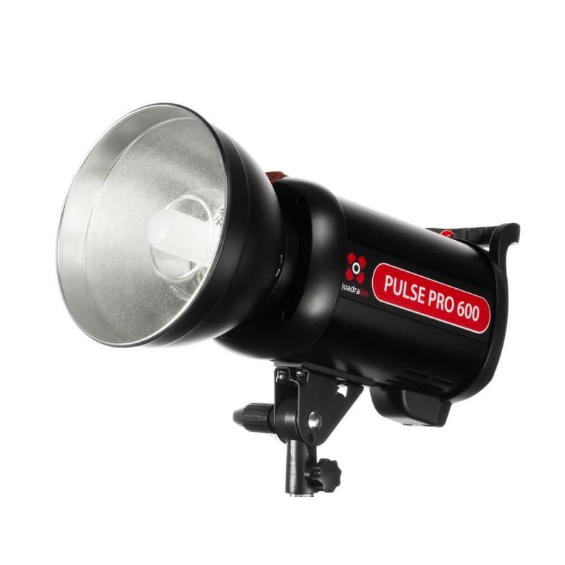Quadralite Pulse Pro 600 flash monobloc