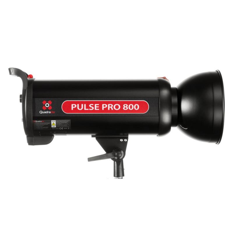 Quadralite Pulse Pro 800 flash monobloc
