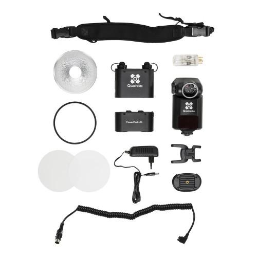 Quadralite Reporter 360 TTL C Kit