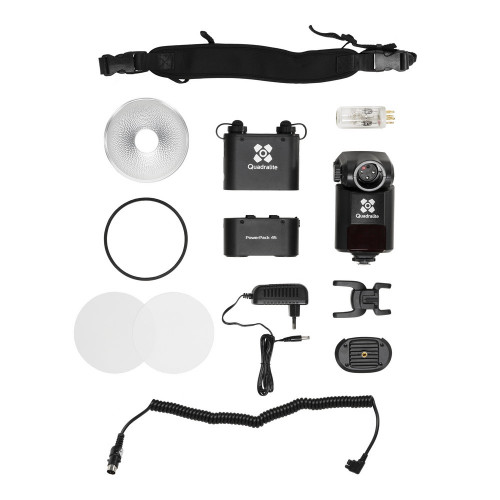 Quadralite Reporter 360 TTL N Kit