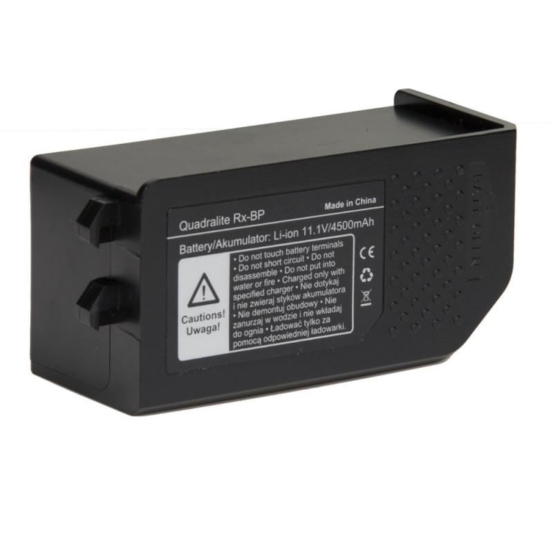 Quadralite Rx-BP block batterie pour Rx400 Flash annulaire