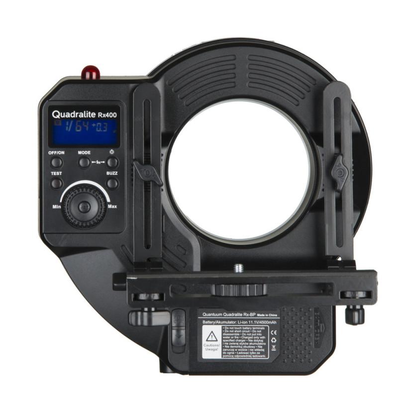 Quadralite Rx400 Flash annulaire