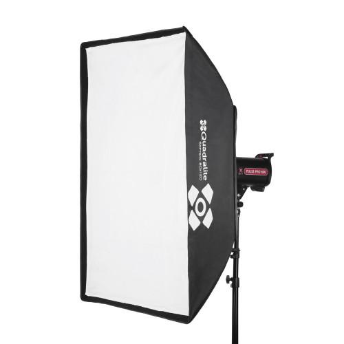 Quadralite Boîte à lumière 80x120 cm