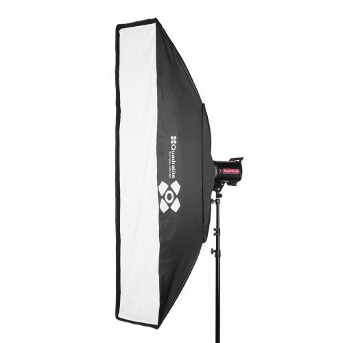 Quadralite Boîte à lumière stripbox 40x180 cm