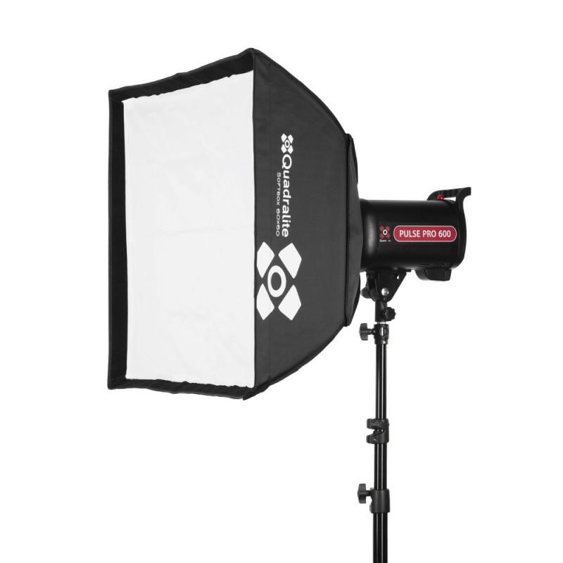 Quadralite Boîte à lumière 60x60cm