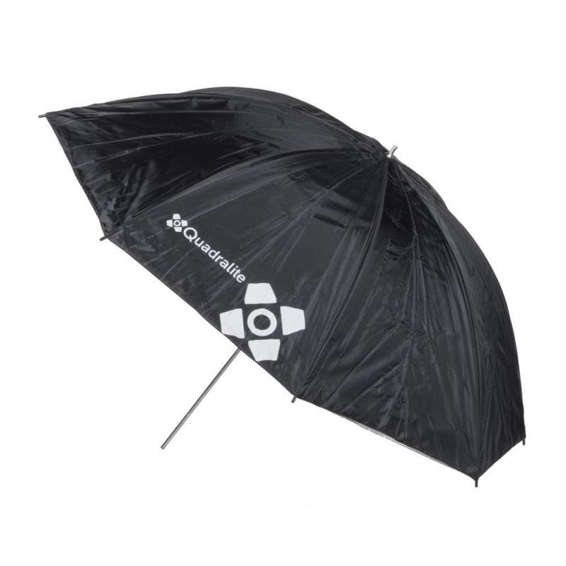 Quadralite Parapluie réflecteur photo doré 91cm