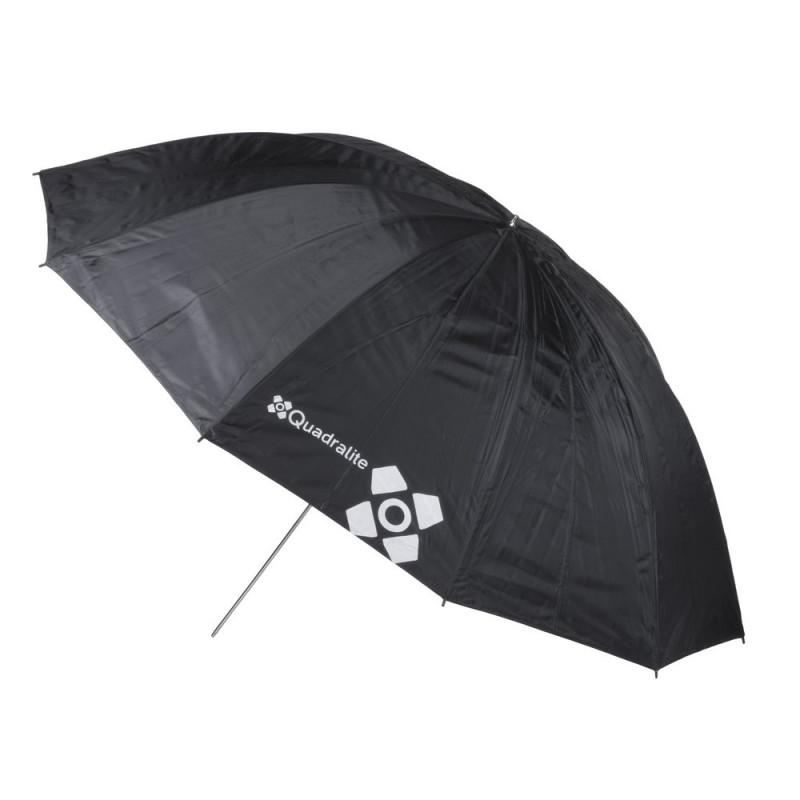 Quadralite parapluie réflecteur photo argent 150 cm