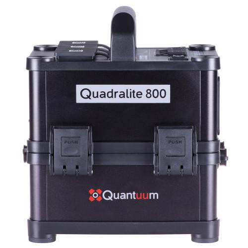 Quantuum Powerpack 800 Batterie et générateur pour flash de studio