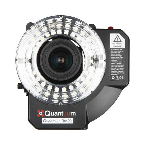 Quantuum Rx400 Flash annulaire