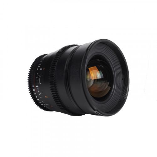 Samyang 24 mm T1.5 Canon VDSLR