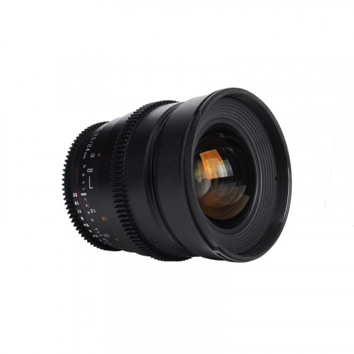 Samyang objectif 24 mm T1.5 ED AS IF UMC VDLSR for Nikon