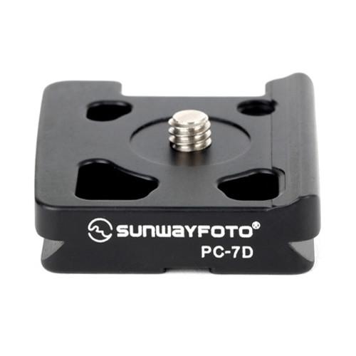 Sunwayfoto Plateau rapide PC-7D pour Canon 7D