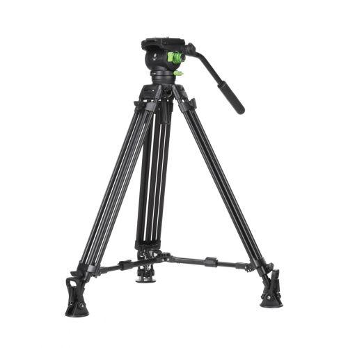 Genesis Base CVT-20 + VF-7.5 Kit vidéo (trépied et Rotule vidéo)