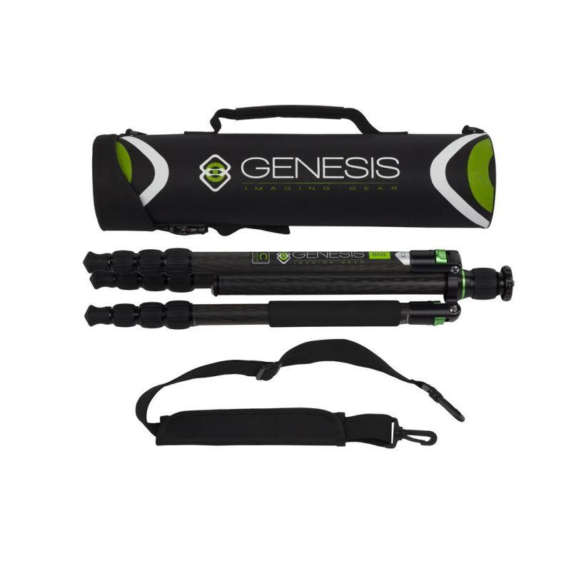 Genesis Base C5 Trépied + rotule BH-40 Kit (vert)
