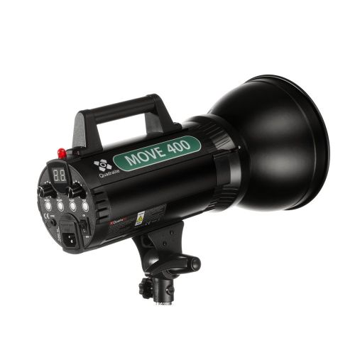 Quadralite Move 400 flash monobloc