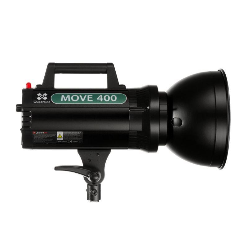 Quadralite Move 400 flash monobloc