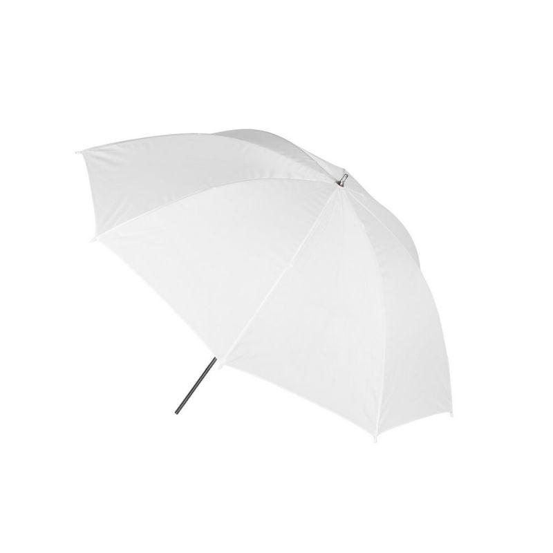 Quadralite Reporter Parapluie réflecteur photo pour flash torche AD180/AD360 100 cm