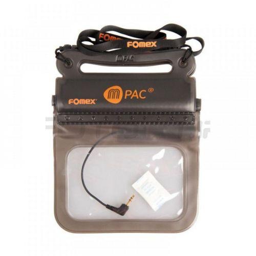 Delta Fomex iphone waterproof case black MP-i10 avec prise jack