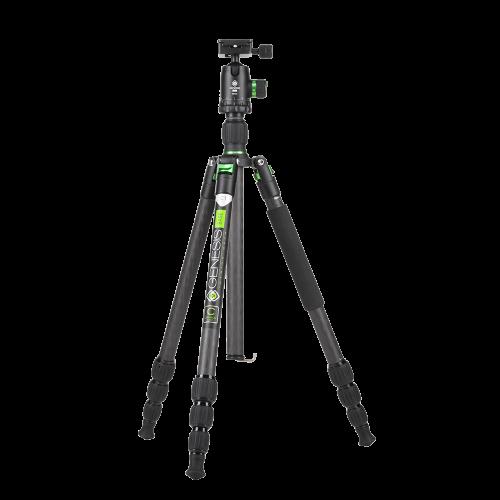 Genesis Base C1 Trépied + rotule BH-34 Kit (vert)