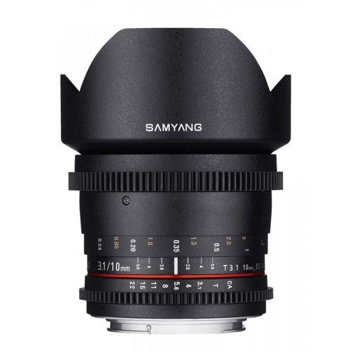 Samyang 10 mm T3.1 Canon VDSLR