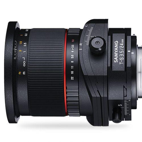 Samyang 24 mm F3.5 Tilt-Shift Sony E