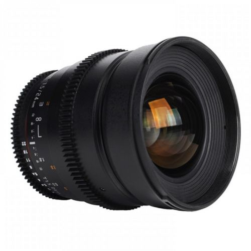 Samyang objectif 24 mm T1.5 ED UMC AS IF VDSLR pour Micro 4:3