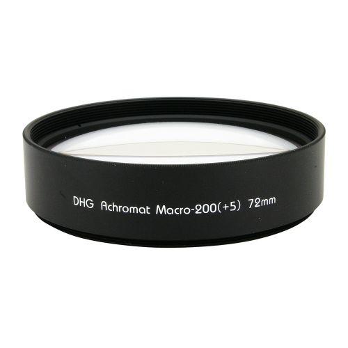 Marumi Macro Achro 200 + 5 Filter DHG 55 mm