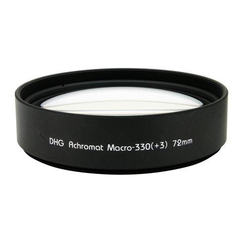 Marumi Macro Achro 330 + 3 Filter DHG 58 mm