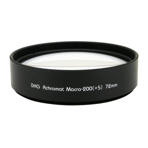 Marumi Macro Achro 200 + 5 Filter DHG 58 mm