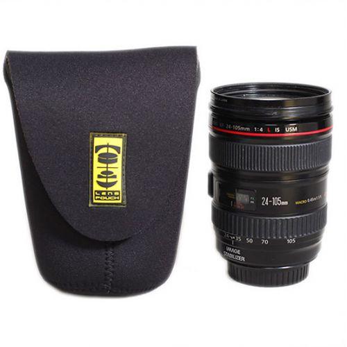 Delta Lens Pouch M sizes